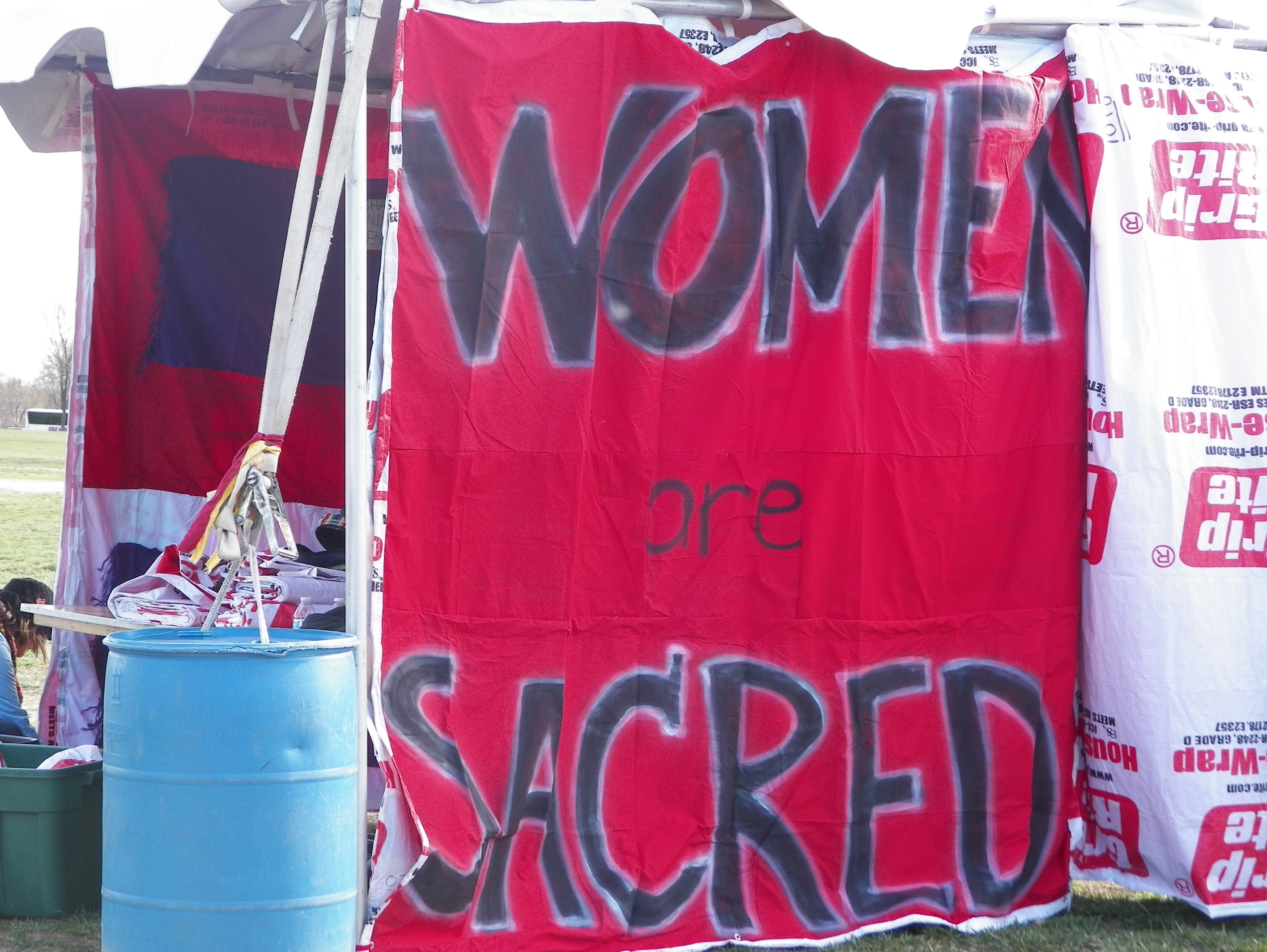 Indigenous Woman Rising